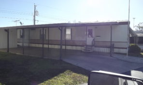 Great 2/1 singlewide in Sterling Mobile Home Park