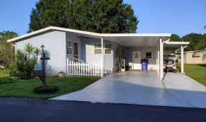 Double driveway, double shed, 2 bedroom, 2 bath, in Swiss Golf & Tennis
