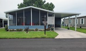 Looking for great double wide in an active, fun, clean and much sought-after community?