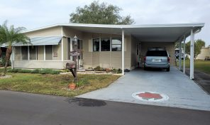 Furnished 2 Bd/2Ba doublewide in Swiss Golf & Tennis, PLUS golf cart!
