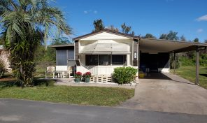 2 bedroom, 2 baths, 2 Florida Rooms!!!  Check out this home in Hidden Golf Club