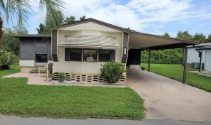 Two Bedrooms, Two Baths, Two Florida Rooms!!  In Hidden Golf Club